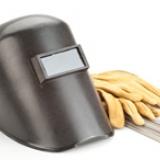 Máscara poliamida visor móvil.