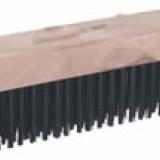 Cepillos de mano rectangular de madera